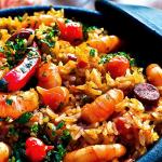 Ako na thajskú ryžu so zeleninou. Ingrediencie a videonávod v článku